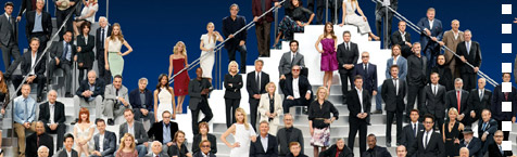16 things we noticed in the Paramount 100th anniversary photo
