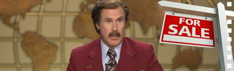 Anchorman 2: when marketing works against a movie