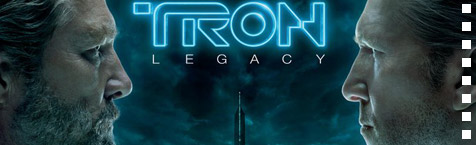 Another Tron trailer: collect 'em all for the whole movie