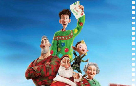 Arthur Christmas Movie Review - TheShiznit.co.uk