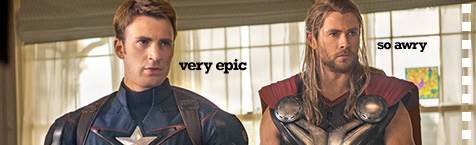 Avengers: Age Of Ultron has the vaguest, most clichéd synopsis ever