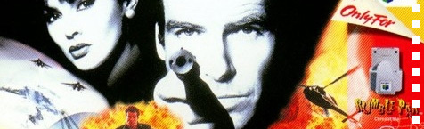 Blogalongabond #17: GoldenEye