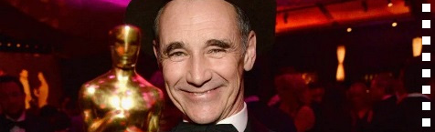 Bollocks to theatre, says Rylance