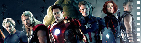 Box-office report: Avengers: Age Of Ultron makes total fucking shit-tonne