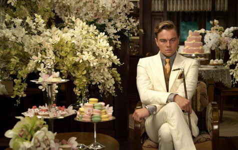 BREAKING: DiCaprio greatly displeased by macaroons