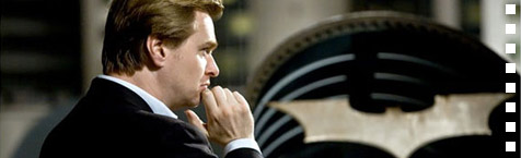 Chris Nolan is probably directing Batman 3, if he can be bothered