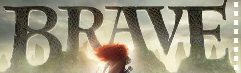 Did you spot the easter egg in the poster for Pixar's Brave?