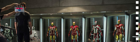 First Iron Man 3 set pic shows Tony Stark in reflective mood