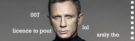 Five sexy secrets revealed in close-ups of the new Spectre poster