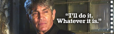 Forthcoming highlights from Eric Roberts' busy year ahead