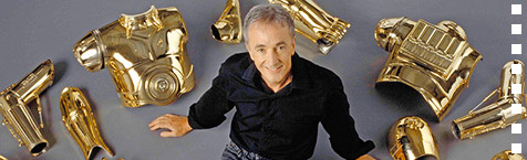 Fuck off did C3PO have a silver leg
