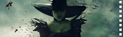 If all female movie villains had cleavage like the new Wicked Witch