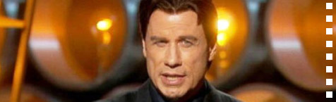 What if John Travolta read the names of the Best Picture nominees?