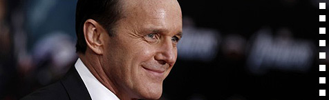 Interview: Clark Gregg