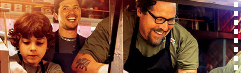 Interview: Jon Favreau on Swingers, Friends, Iron Man and Chef