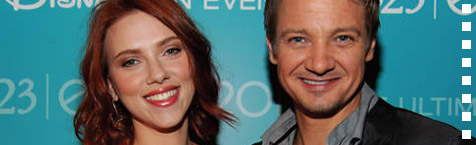 Interview: Scarlett Johansson and Jeremy Renner