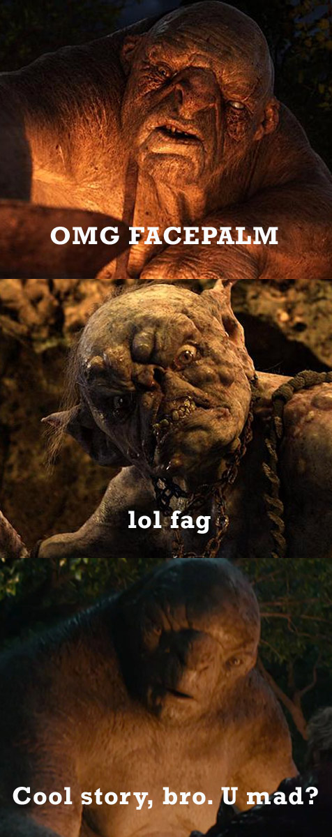 Introducing the trolls of The Hobbit