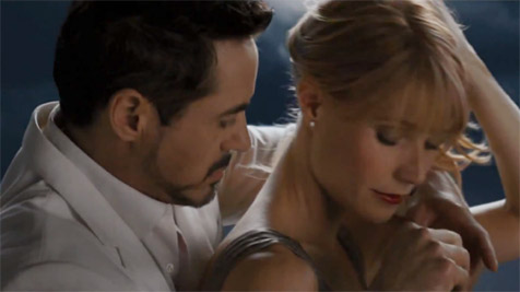 Iron Man 3 trailer #2 shows off shiny new suit