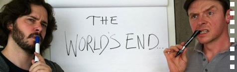Let's decode the teaser poster for The World's End