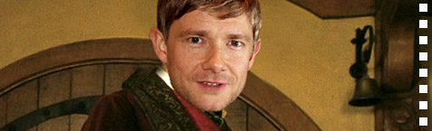 Martin Freeman to transfer to Wernham Hogg's Shire branch