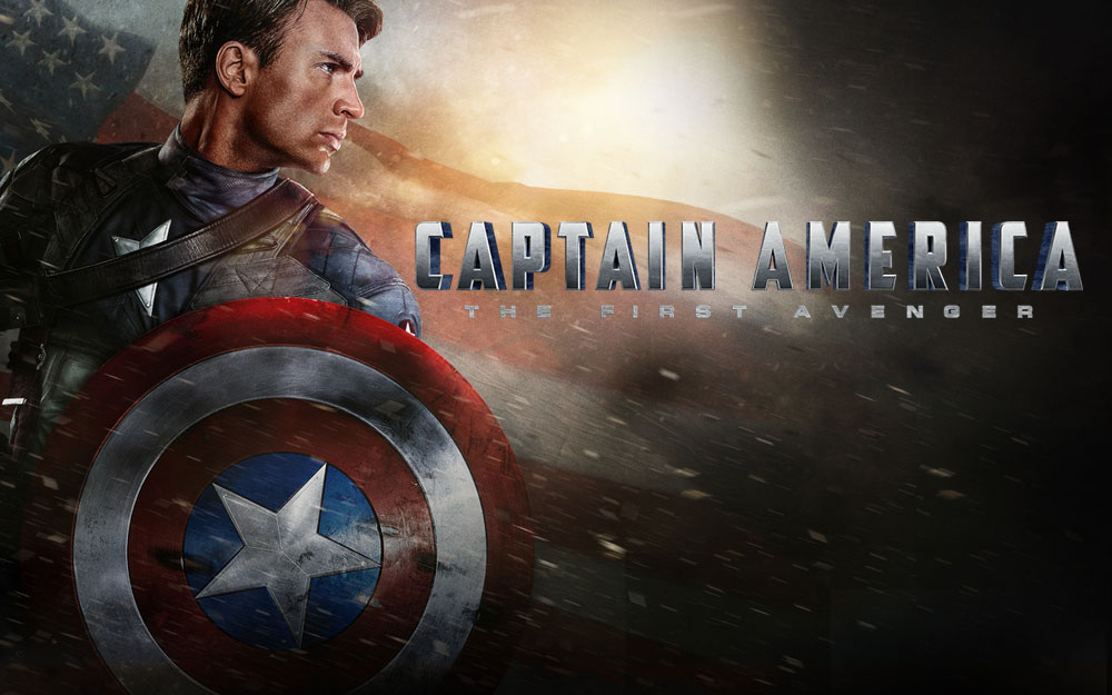 Marvel S Cine Chat Ic Universe Captain America The First Avenger 2011 Movie Feature Theshiznit Co Uk