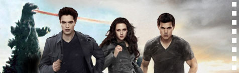 Memewatch: the stars of Twilight: Breaking Dawn run like the wind