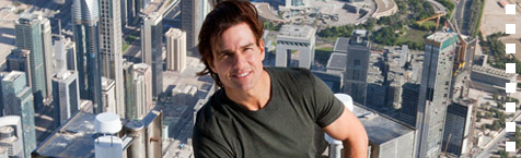 Memewatch: Tom Cruise is sitting on top of the world