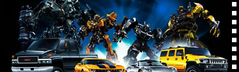 Michael Bay starts on Transformers 3