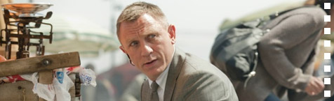 Movie news round-up: Bond, Batman, Branagh and black guys