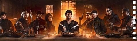 Movie poster round-up: Judgment, Django and Jesus Stallone