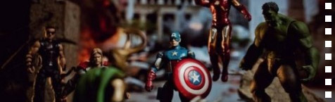 Leaked Avengers toys reveal Captain America to be 'tiny and plastic'