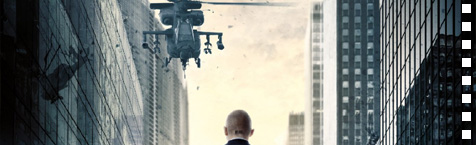 New Hitman poster makes excellent use of unnecessary helicopters