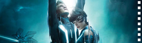 New Tron poster is a bit sexy