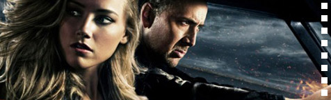 Nic Cage is stupid awesome in Drive Angry trailer and poster