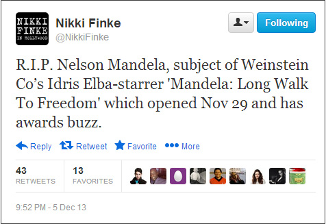 Nikki Finke officially beyond parody