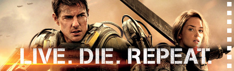 Nine exciting new potential titles for Edge Of Tomorrow: Live Die Repeat
