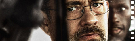Notorious photobomber returns for Captain Phillips poster
