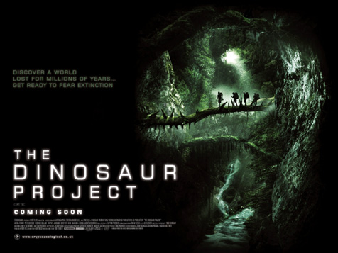 Now THAT's how you design a poster (that has a dinosaur on it)