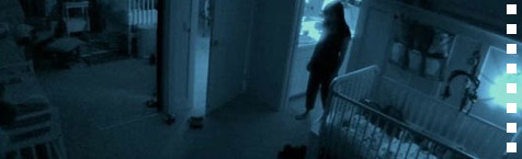 Paranormal Activity 3 gets a green light (that'll be the night vision)