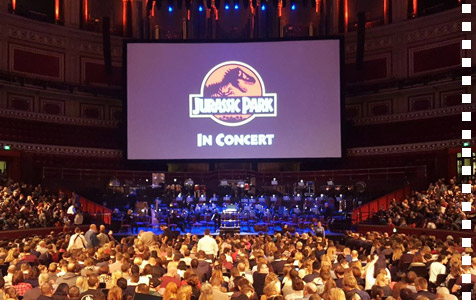 Review: Jurassic Park live at the Royal Albert Hall