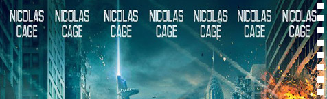 Saturday morning reader submission: The Nicolas Cage Avengers