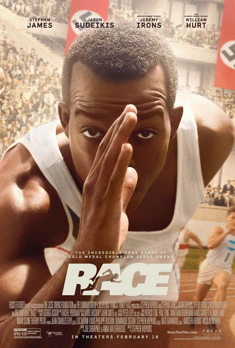 Sixth-former wins competition to name Jesse Owens biopic