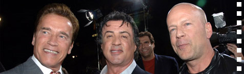 Stallone wants Willis as the bad guy for The Expendables 2