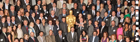 Ten things I learned from the annual Oscar nominee photo