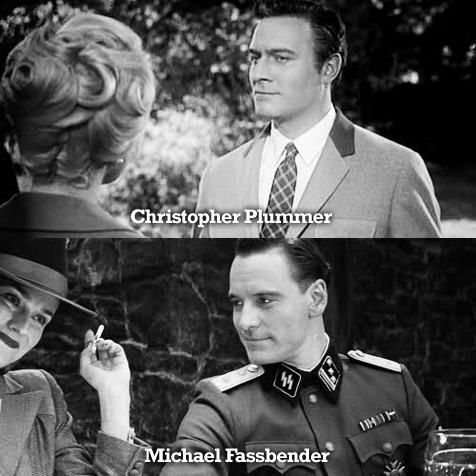 Christopher Plummer and Michael Fassbender are totesballs related