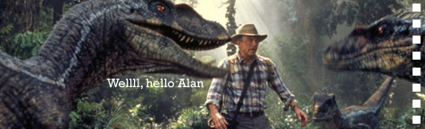 Things you notice after watching the Jurassic Park trilogy for the 61st time