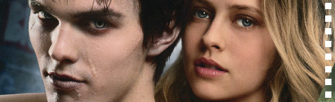 This picture just made me realise Warm Bodies is Twilight-ish