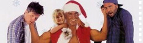 Today I learned: Mila Kunis was in Hulk Hogan's Santa With Muscles