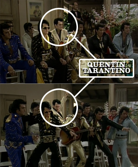 Today I learned: Quentin Tarantino was in an episode of The Golden Girls