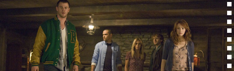 Top 10 films of our lifetime #10: The Cabin In The Woods